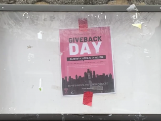 Give Back Day Flyer